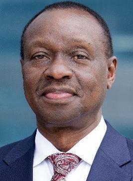 Director General's Corner Patrick Masambu